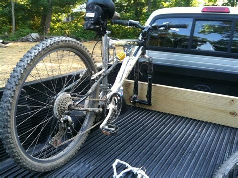Cheap Bike Racks by Cheap Mountain Bike Rack Tacoma World