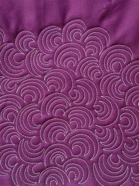 a few scraps free motion quilting designs inspired by fabric 1000 images about free motion quilting swirls stars
