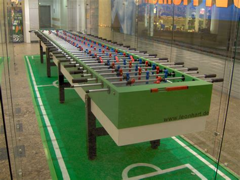 Table Soccer by Last I Remembered How Much I Really Enjoy Foosball