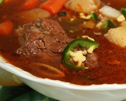 mexican beef soup recipe caldo de res vegetables and beef broth