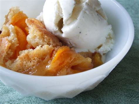 peach cobbler peach cobbler the southern vegan