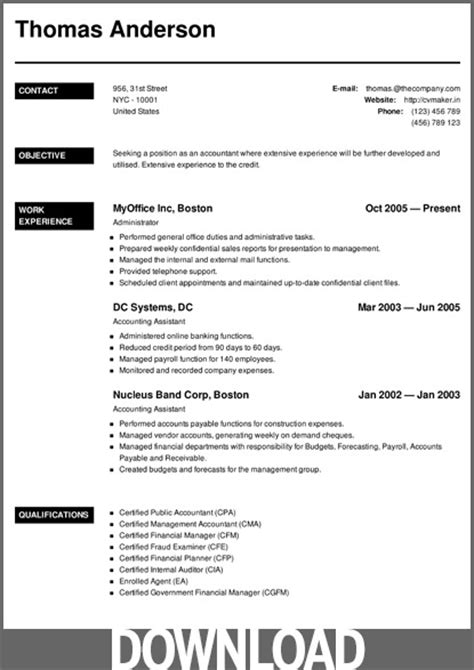 microsoft resume samples free resume template word microsoft