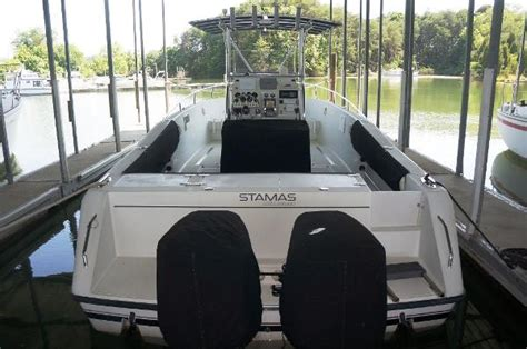 yamaha boats in vonore tn 1995 stamas 290 tarpon 29 foot 1995 boat in vonore tn