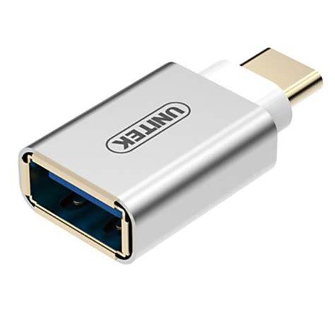 Unitek Usb C To Usb 3 0 Adapter unitek usb3 1 type c to usb3 0 adapter white