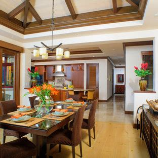 popular tropical dining room design ideas