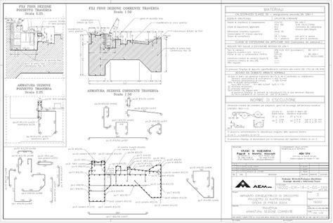 tavola strutturale impianto idroelettrico aem spa di grosotto so opere di