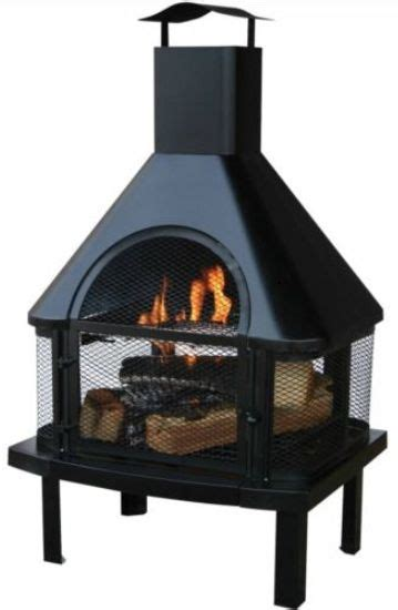 chiminea grill grate best 25 wood burning fire pit ideas on pinterest fire