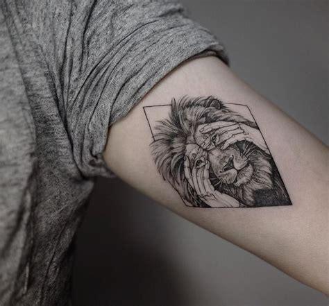 that tattoo girl cadiz ky 131 besten lion tattoo ideas bilder auf pinterest