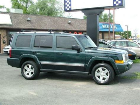 auto air conditioning service 2006 jeep commander security system buy used 2006 jeep commander limited in 8306 pendleton pike indianapolis indiana united