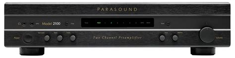 Pre Parasound 2100two Channel Pelifier parasound new classic 2100 two channel pre lifier