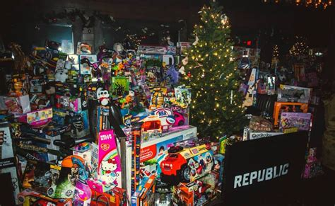 Donnelly Group Gift Card - donnelly group toy drive my van city
