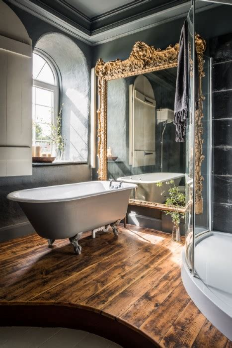 bathroom seduce unique cornish engine house for luxury self catering in