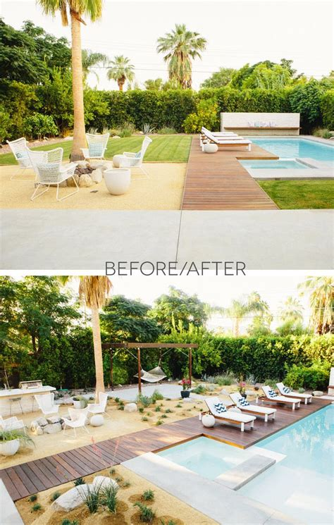 backyard makeover before and after backyard makeover before and after ztil news