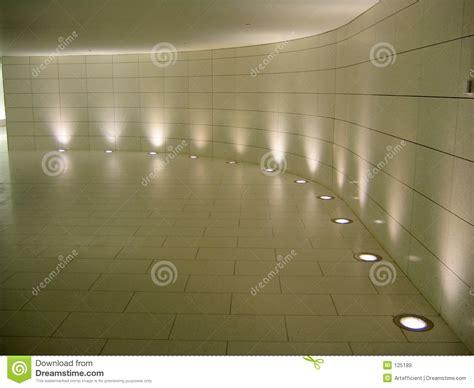 2d Floor Plans Floor Lights In The Underground Corridor Royalty Free