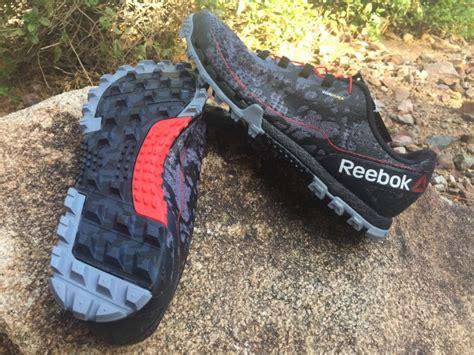best mud running shoes reebok all terrain or their best ocr shoe yet
