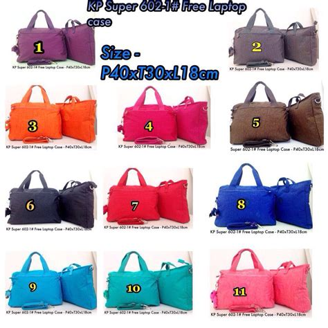 Tas Selempang Wanita Kipling 0306 jual tas wanita kipling laptop kp 602 1 sandang jinjing