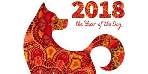 new year zodiac sign 2018 horoscope 2018 new year of the earth