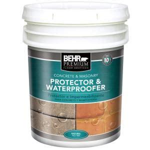 behr premium  gal protector  waterproofer