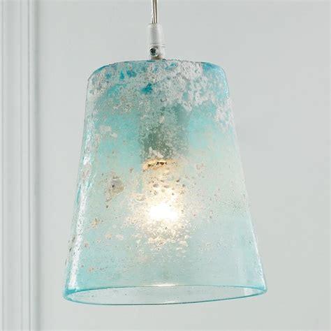 Sea Glass Pendant Light Sand Glass Pendant Light Pendant Lighting By Shades Of Light
