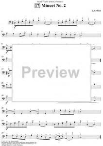 Minuet 2 Suzuki Minuet No 2 Sheet For Piano And More