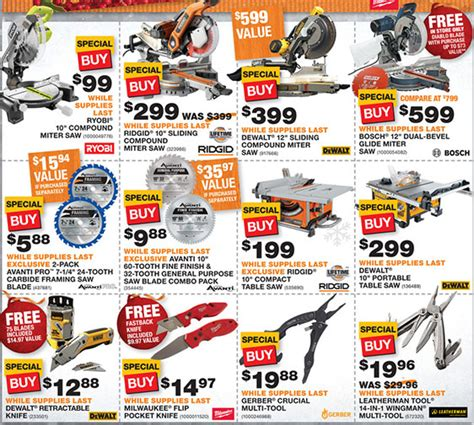 home depot paint sale black friday 2017 home depot black friday 2014 page 3 jpg the tool reporter