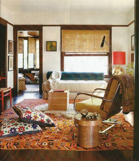 hippie living room hippie room decor with unique fullcolor carpet and table