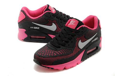 Nike Airmax T90 Black Pink 2014 nike air max 90 womens shoes sale black pink