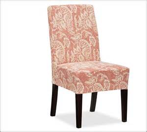 pottery barn chair reved home furnishings finished parsons chairs