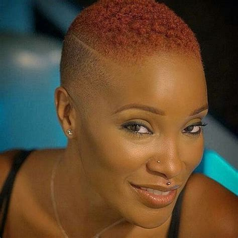 black short hair fades for woman 40 mohawk hairstyle ideas for black women