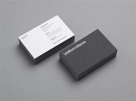 design inspiration gift cards uniform wares identitiy by six