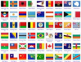country flags 172 country flag icons