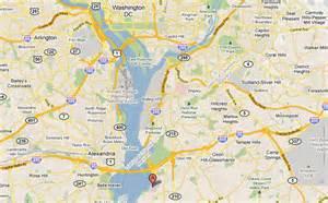 washington dc metro map national harbor directions transportation