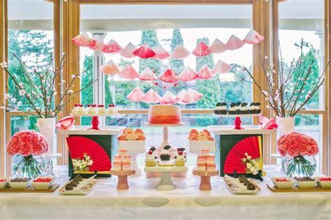 japanese themed birthday party kara s party ideas japanese themed birthday party with