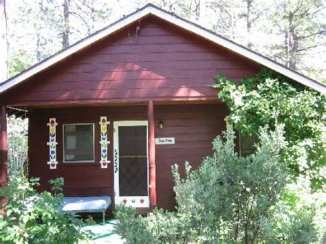 Knotty Pine Cabins Idyllwild 301 moved permanently