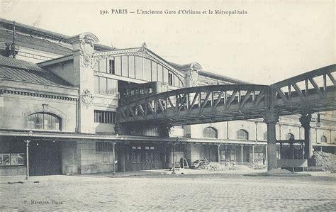 paris austerlitz paris gare d austerlitz paris xiiie arr cartes postales anciennes sur cparama