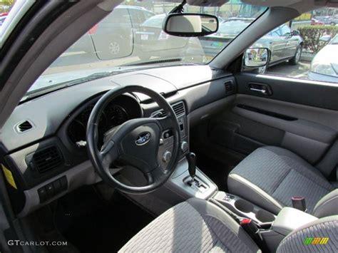 interior photo 2005 subaru forester 2 5 xs interior photo 56032644