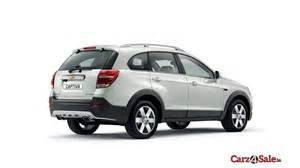 chevrolet captiva 2015 model arrives in india carz4sale