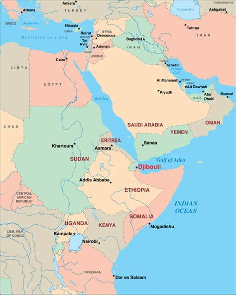 djibouti map related keywords suggestions for jabuti africa