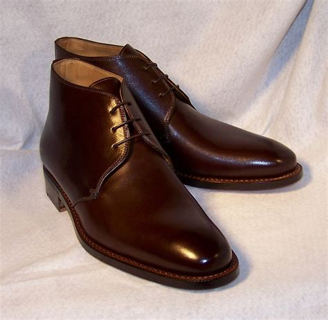 Mens Handmade Leather Boots - handmade mens brown jodhpur leather boots custom