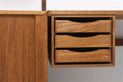 Desk Wall System by Wall System With Desk By Kristiansen Modestfurniture