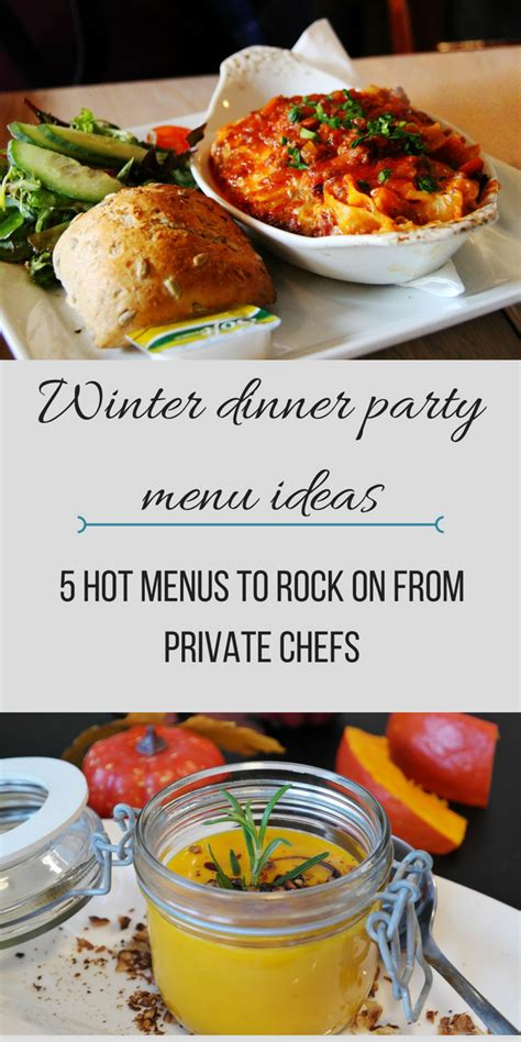 Come With Me Winter Dinner Decorations by Winter Dinner Menu Ideas 5 Menus From