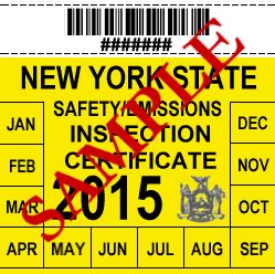nys inspection check engine light waiver york state vehicle inspection vehicle ideas
