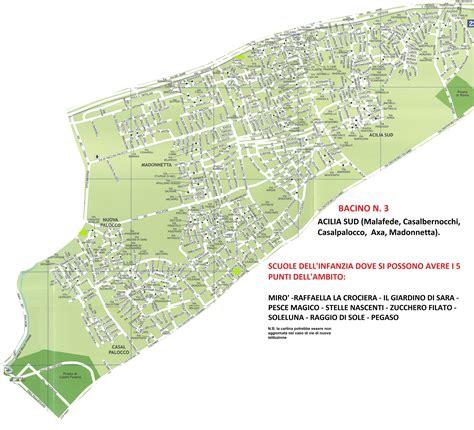 ufficio territorio di roma roma capitale sito istituzionale suddivione in bacini