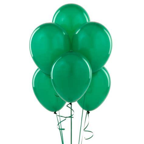 "Green Balloons   12"""