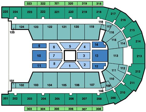 Grand Arena Floor Plan by 100 Grand Arena Floor Plan Maps Premium Seating T