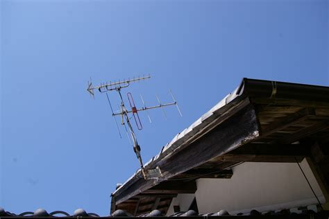 easy steps  install  outdoor antenna    house