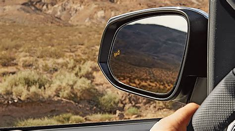 check blind spot monitor system toyota the pub