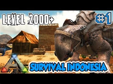 Petualangan Baru 1 4 ark survival indonesia petualangan baru zimzajaib 1