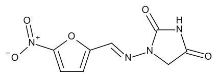 T Furadantin nitrofurantoin cas number 67 20 9