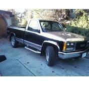 1989 GMC Sierra 1500 2BANEW5700VORTEC  Registry The